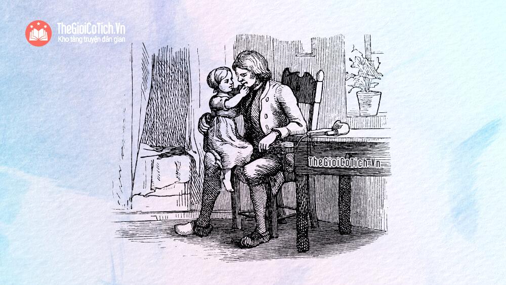 Truyện Ip và cô bé Crixtin