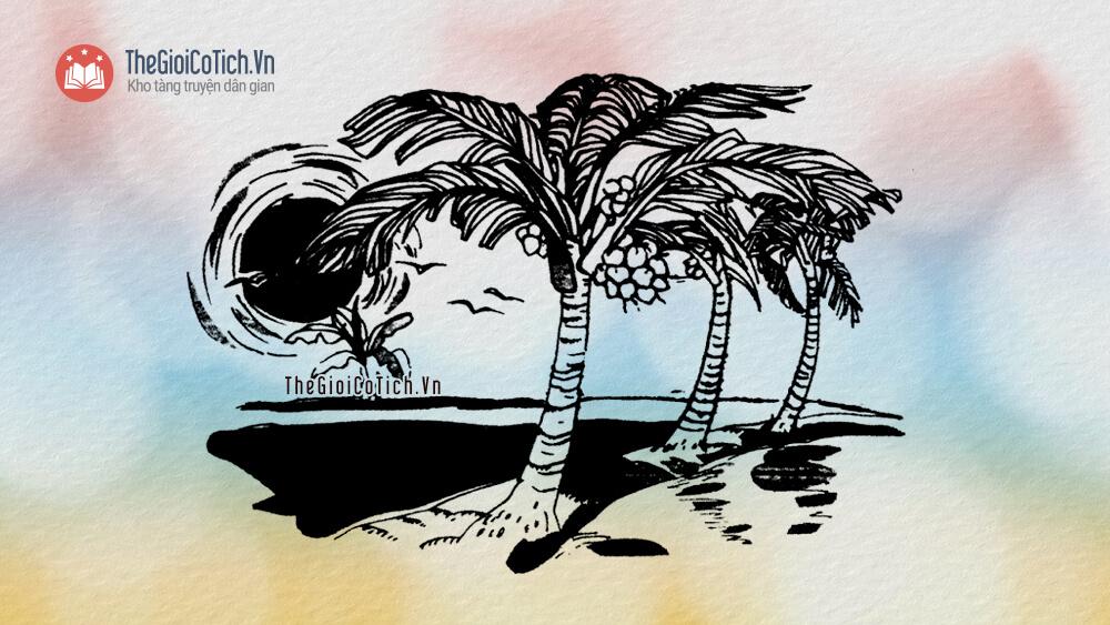 Bài thơ Cây dừa