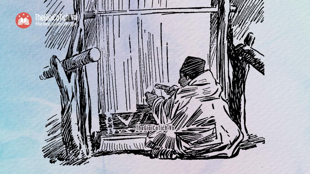 Câu chuyện Người thợ dệt thảm
