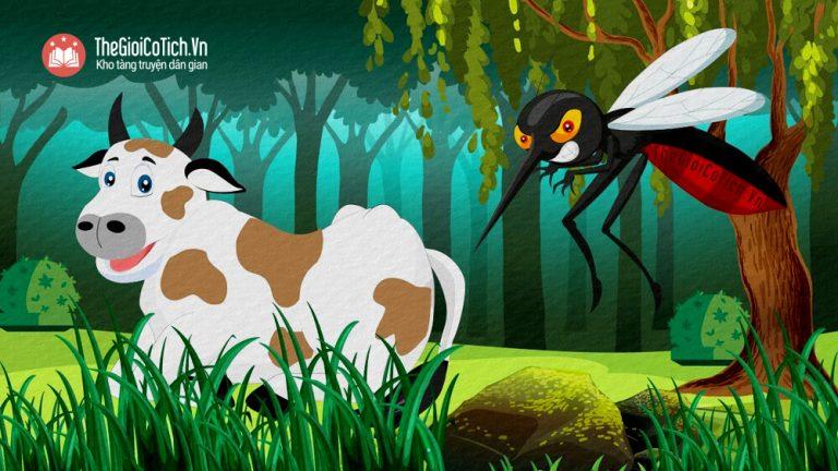 Con Muỗi và Bò đực