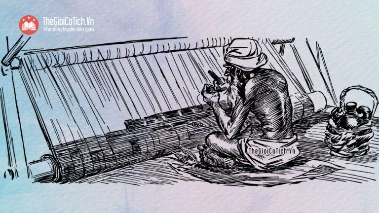Người thợ dệt thảm
