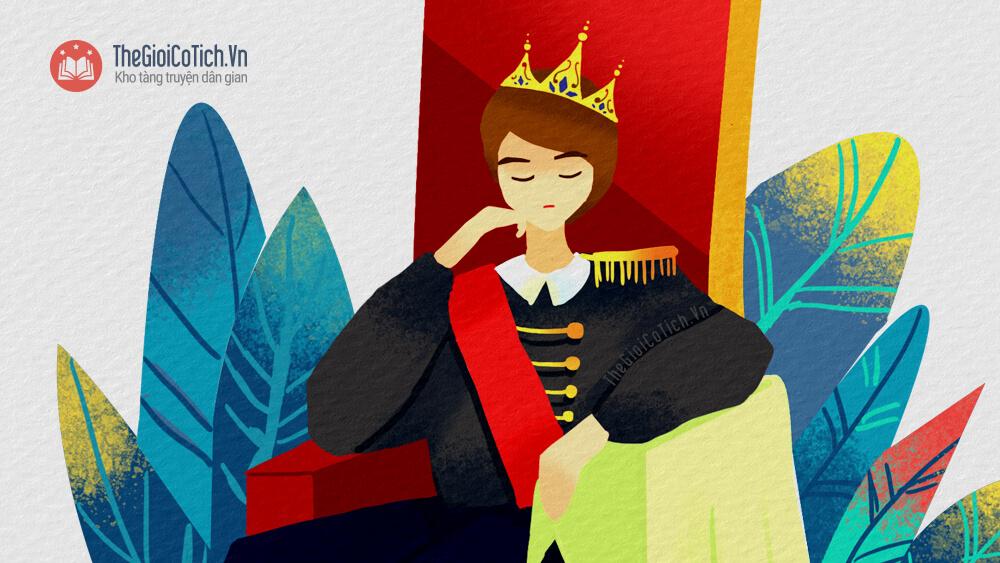 Câu chuyện Hoàng tử và nàng Ếch