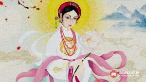 Sự tích chùa Hương Tích