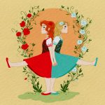 Bạch Tuyết và Hoa Hồng