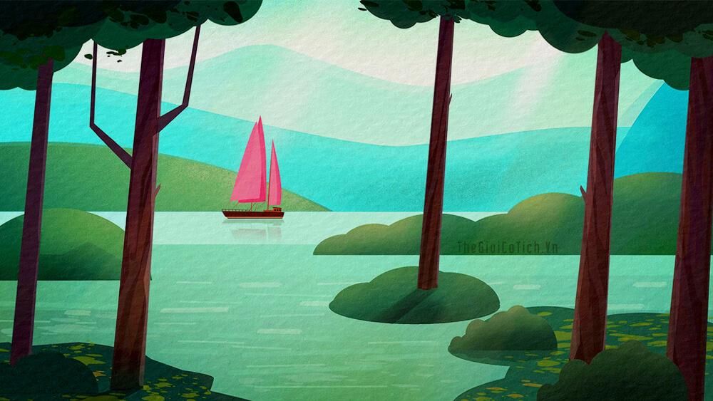 Bài thơ Con thuyền