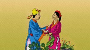 Cô gái lấy chồng hoàng tử