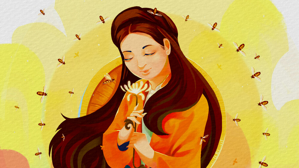 Bà ong chúa