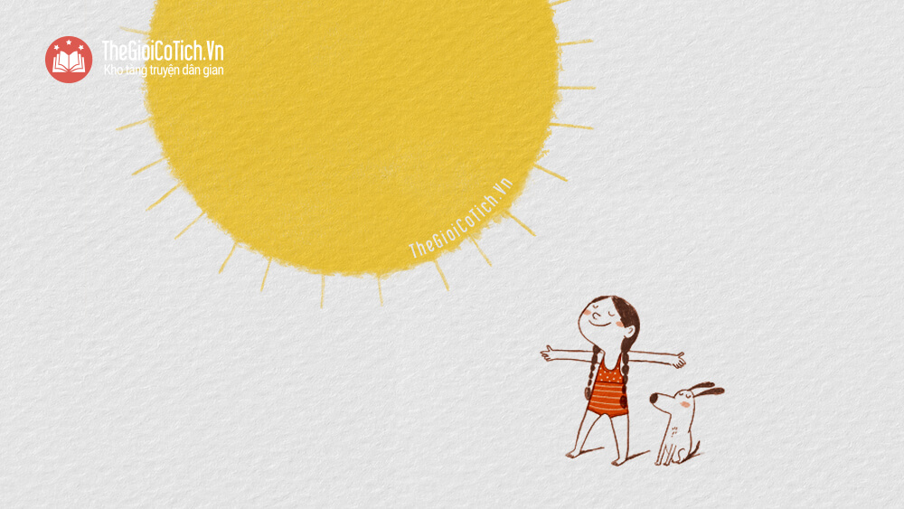 Bài thơ Nắng bốn mùa