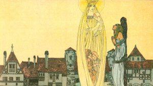 Con Đức bà Maria