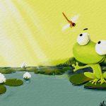 Lấy vợ ếch