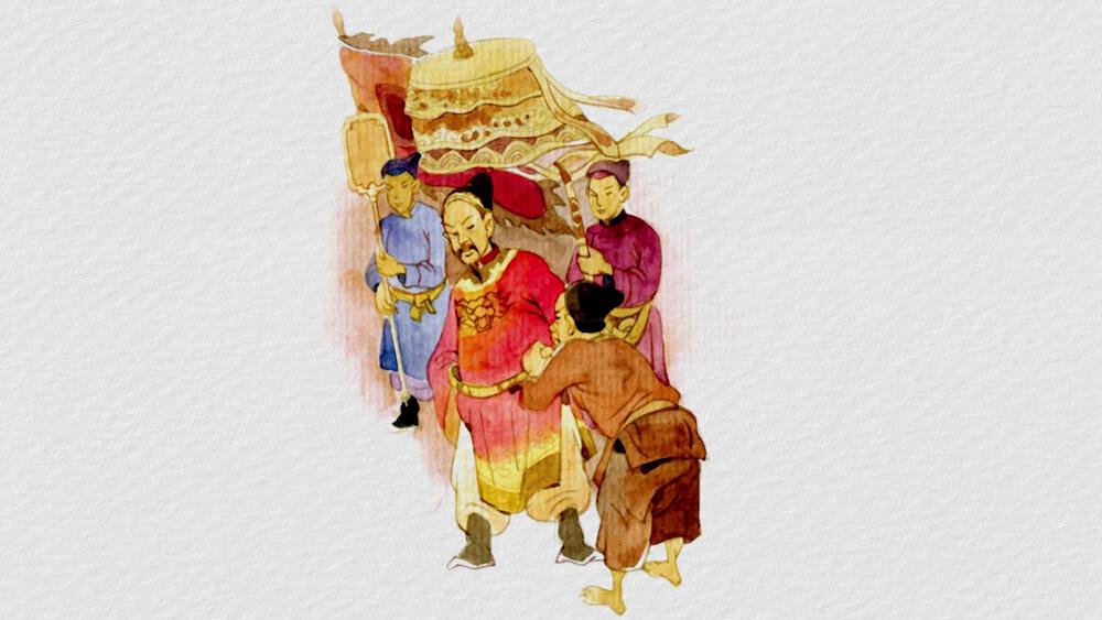 Nhà vua và người ăn trộm
