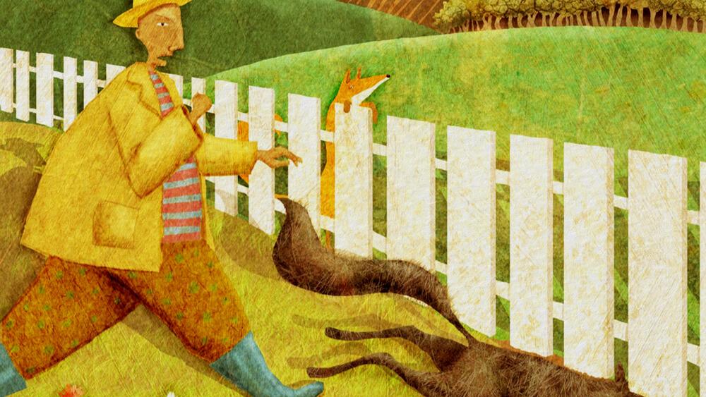 Truyện Chó Sói và Cáo