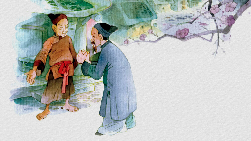 Truyện cổ tích Việt Nam - Quận Gió