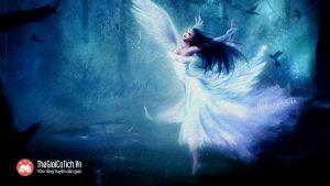 Điệu múa của Nàng Tiên áo lông chim