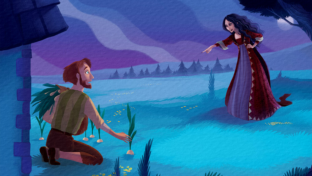 Truyện Rapunzel