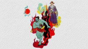 Các vị thần Việt Nam