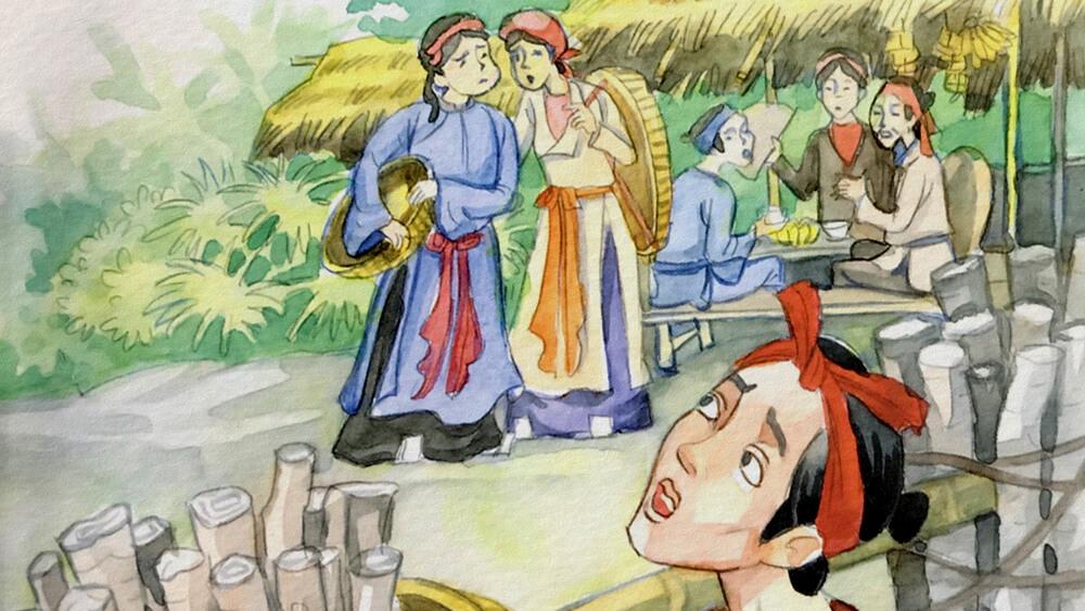 Câu chuyện Chiếc cầu Phúc Đức