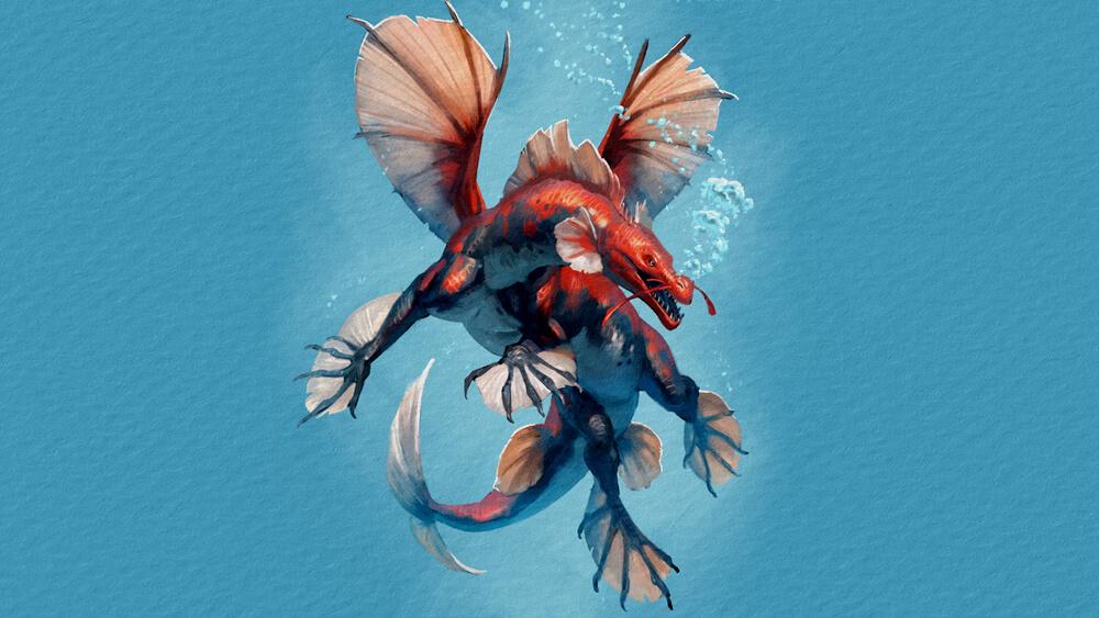 Câu chuyện Con rồng nước