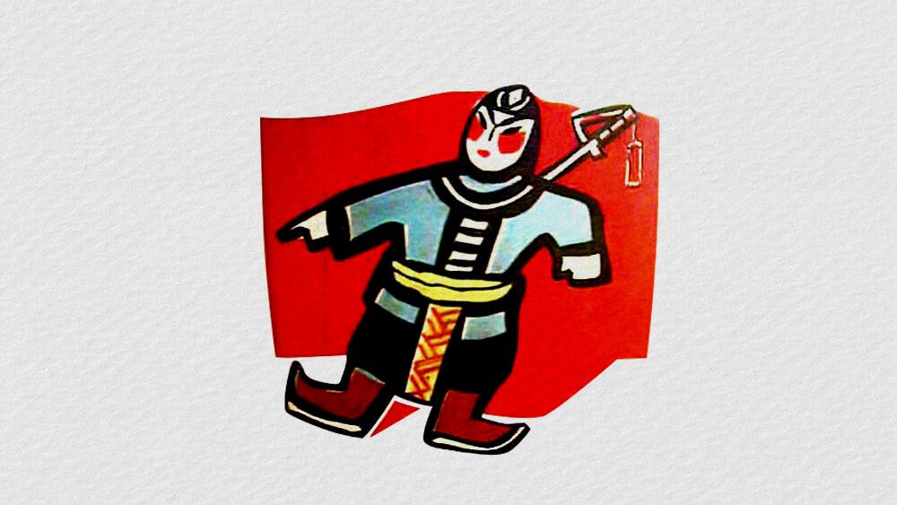 Chàng hiệp sĩ gỗ
