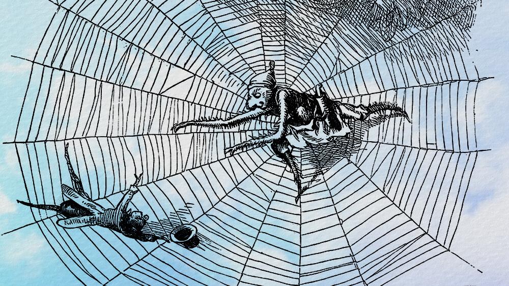 Truyện ngụ ngôn Muỗi và Sư Tử