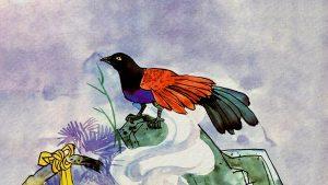 Sự tích chim Bắt cô trói cột và chim Năm trâu sáu cột
